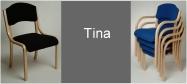 Træstol BILLIG Tina
